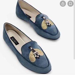 Zara home smoking slippers size 41